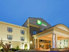 Holiday Inn Express Troutville - Roanoke North in Salem, Virginia
