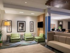 Holiday Inn Express Troy in Ofallon, Illinois