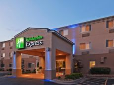 Holiday Inn Express Tulsa-Woodland Hills in Broken Arrow, Oklahoma