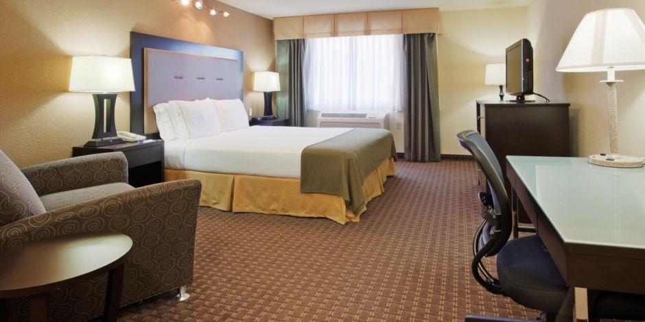 Holiday Inn Express Union City San Jose Ihg Hotel