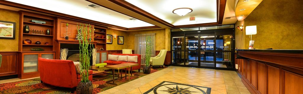 Hotel Lobby Salmon Creek Vancouver North