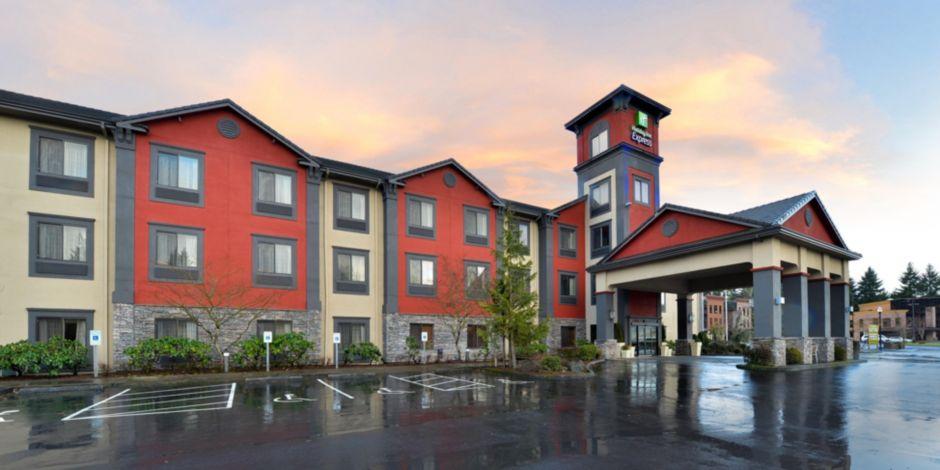 Hotel Exterior Salmon Creek Vancouver North