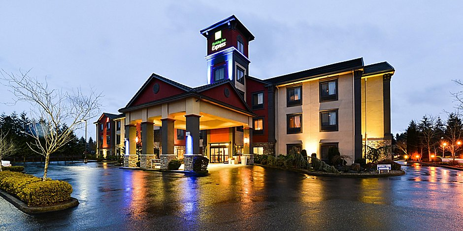 Hotels Near Salmon Creek In Vancouver, WA | Holiday Inn