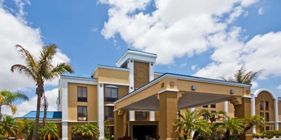 Holiday Inn Express Vero Beach West I 95