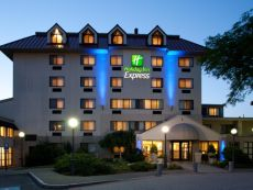 Holiday Inn Express Boston-Waltham in Hudson, Massachusetts