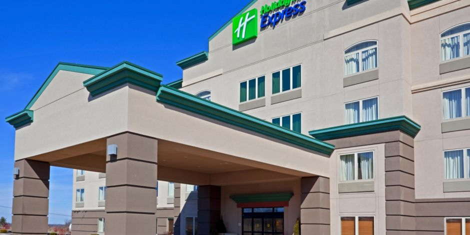 Welcome To The Holiday Inn Express Syracuse Fairgrounds