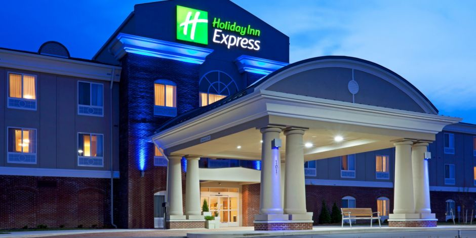 Holiday Inn Express Washington Ch Jeffersonville S Hotel By Ihg