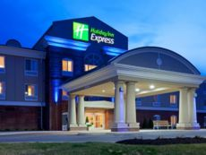 Holiday Inn Express Washington CH Jeffersonville S in Wilmington, Ohio