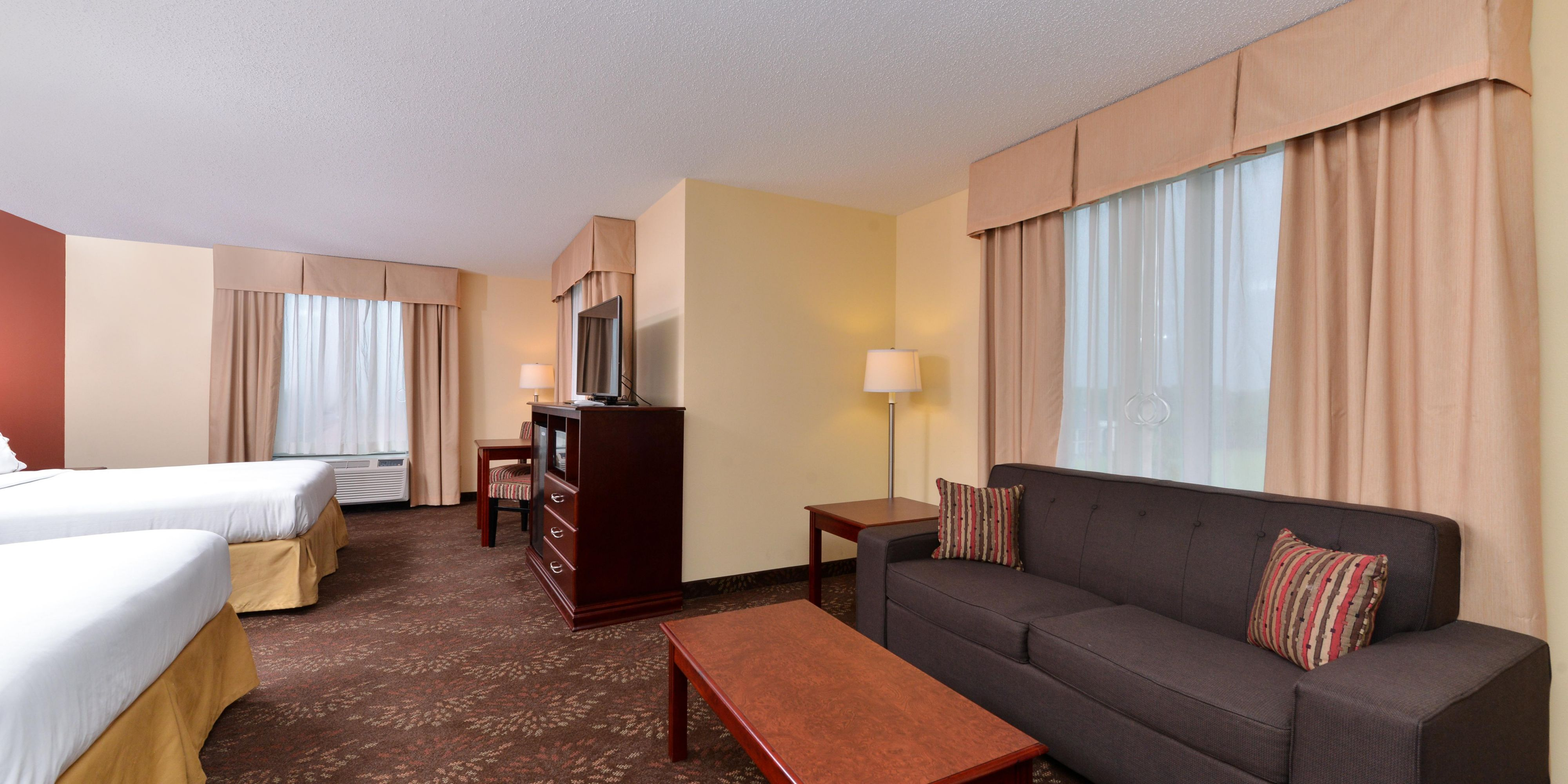 Holiday Inn Express White House 4616312422 2x1