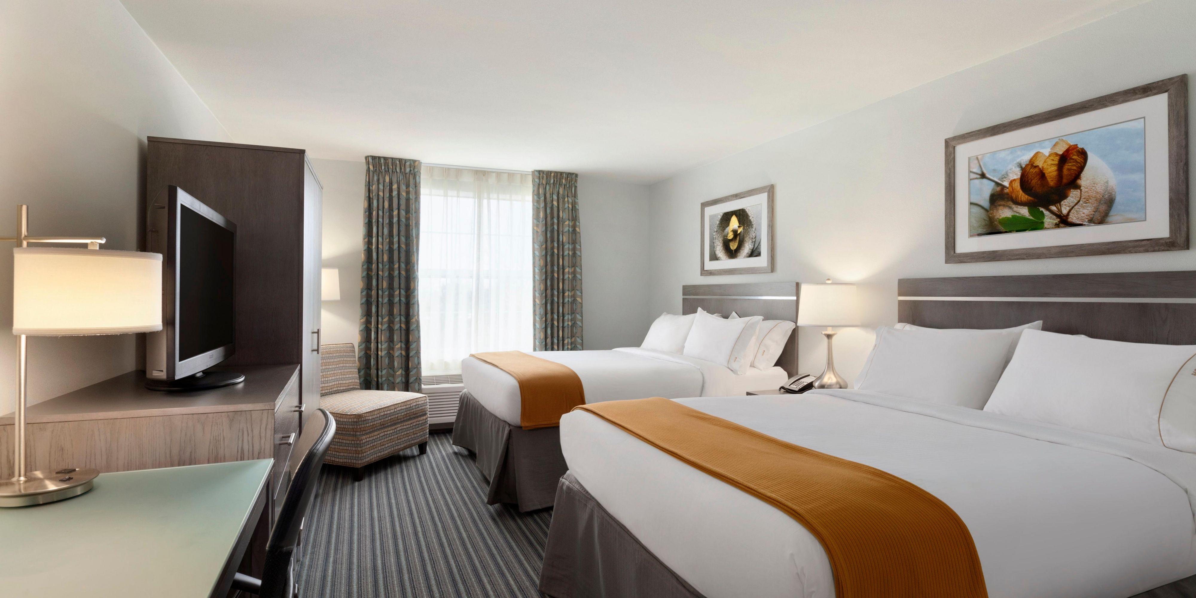 Holiday Inn Express Williamsburg North Hotel By IHG