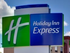 Holiday Inn Express Williamsbrg Busch Gardens Area in Hampton, Virginia
