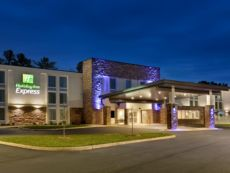 Holiday Inn Express Williamsbrg Busch Gardens Area in Newport News, Virginia