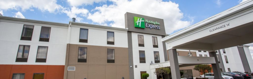 Holiday Inn Express Wilmington Oh