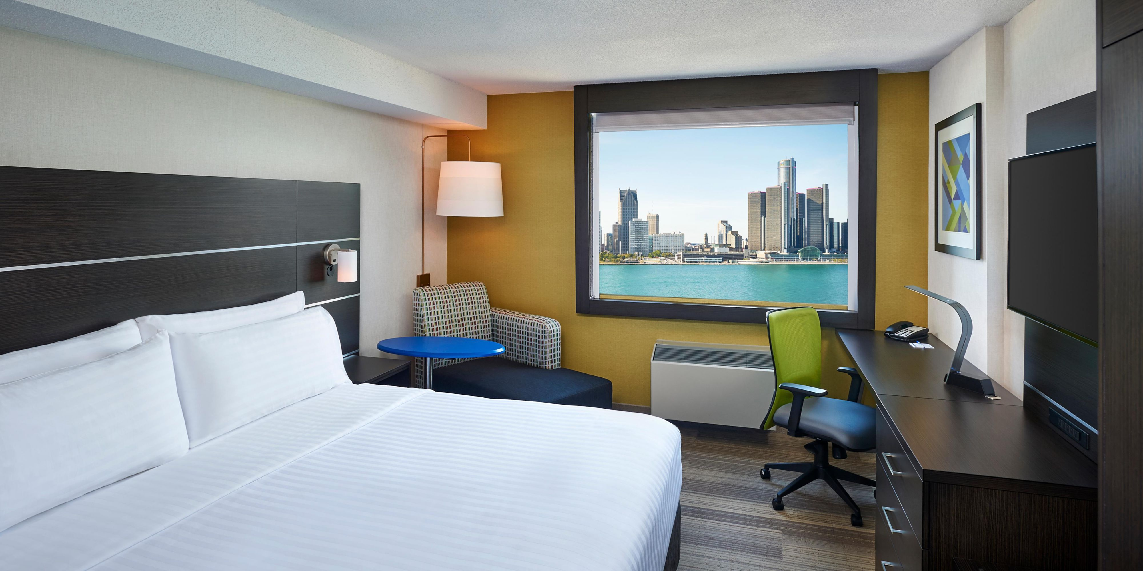 Holiday Inn Express Windsor Waterfront Hotel by IHG