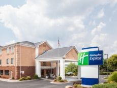 Holiday Inn Express 温斯顿 - 塞勒姆 in Lexington, North Carolina