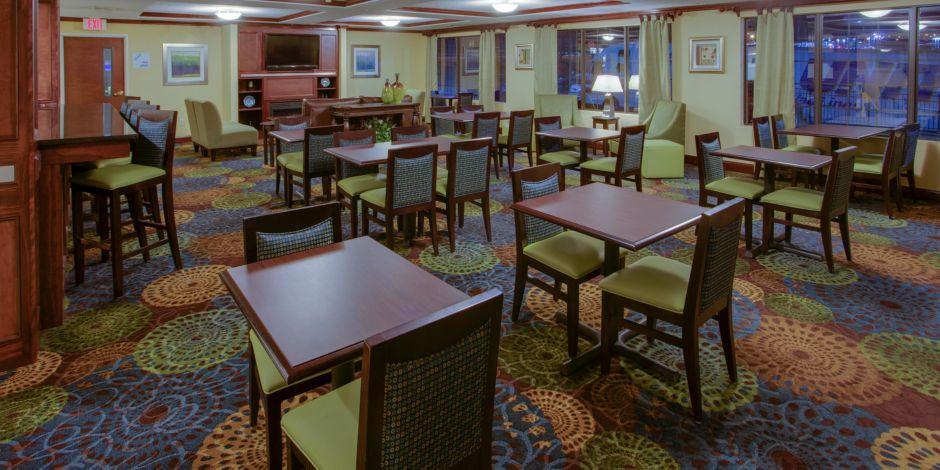 Holiday Inn Express Winston Salem Hotel By Ihg