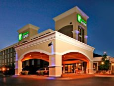 Holiday Inn Express 温斯顿塞勒姆市中心西 in Lexington, North Carolina
