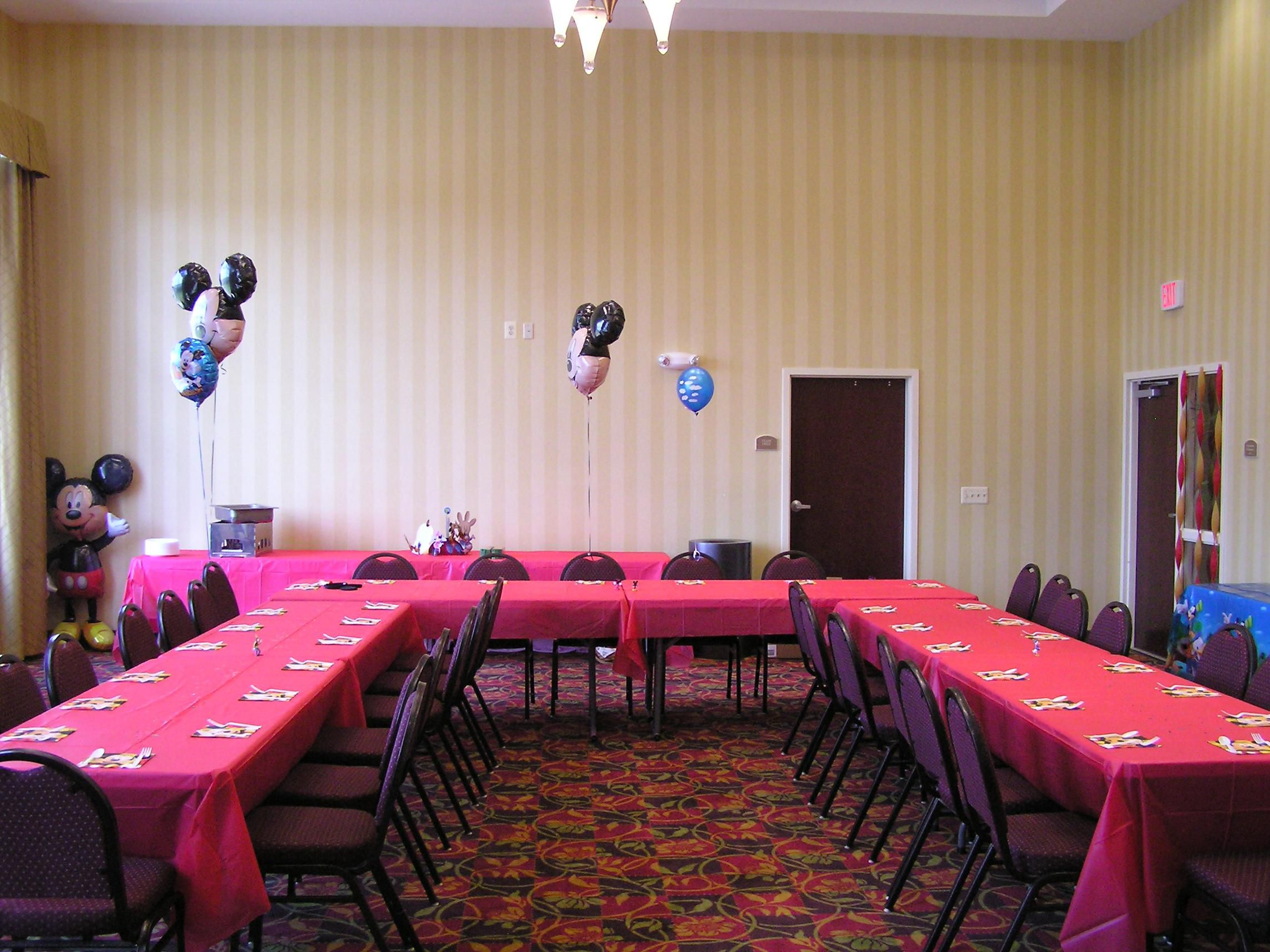 Special Events / Multifunction Room