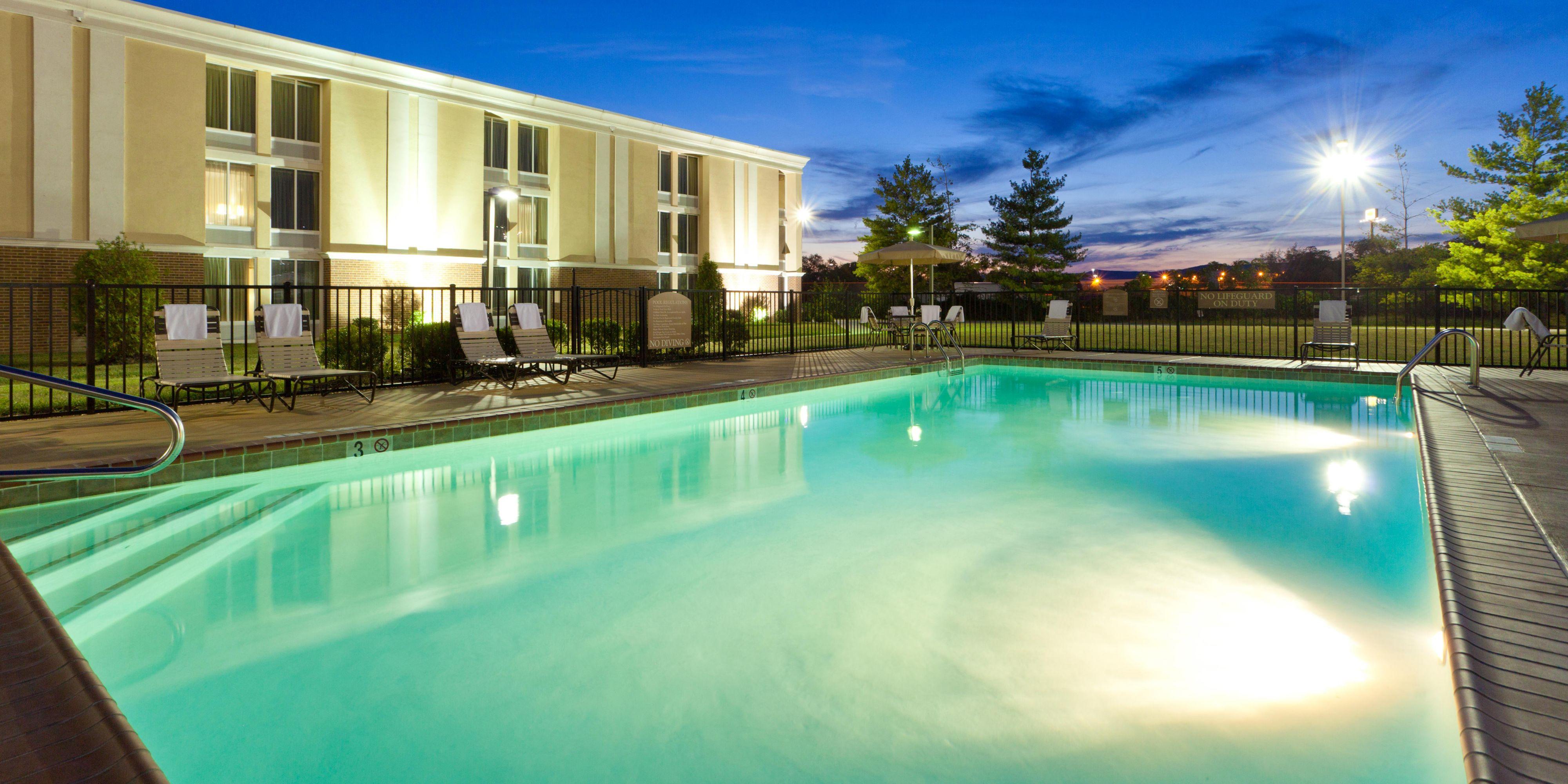 Holiday Inn Express Woodstock-Shenandoah Valley Hotel by IHG