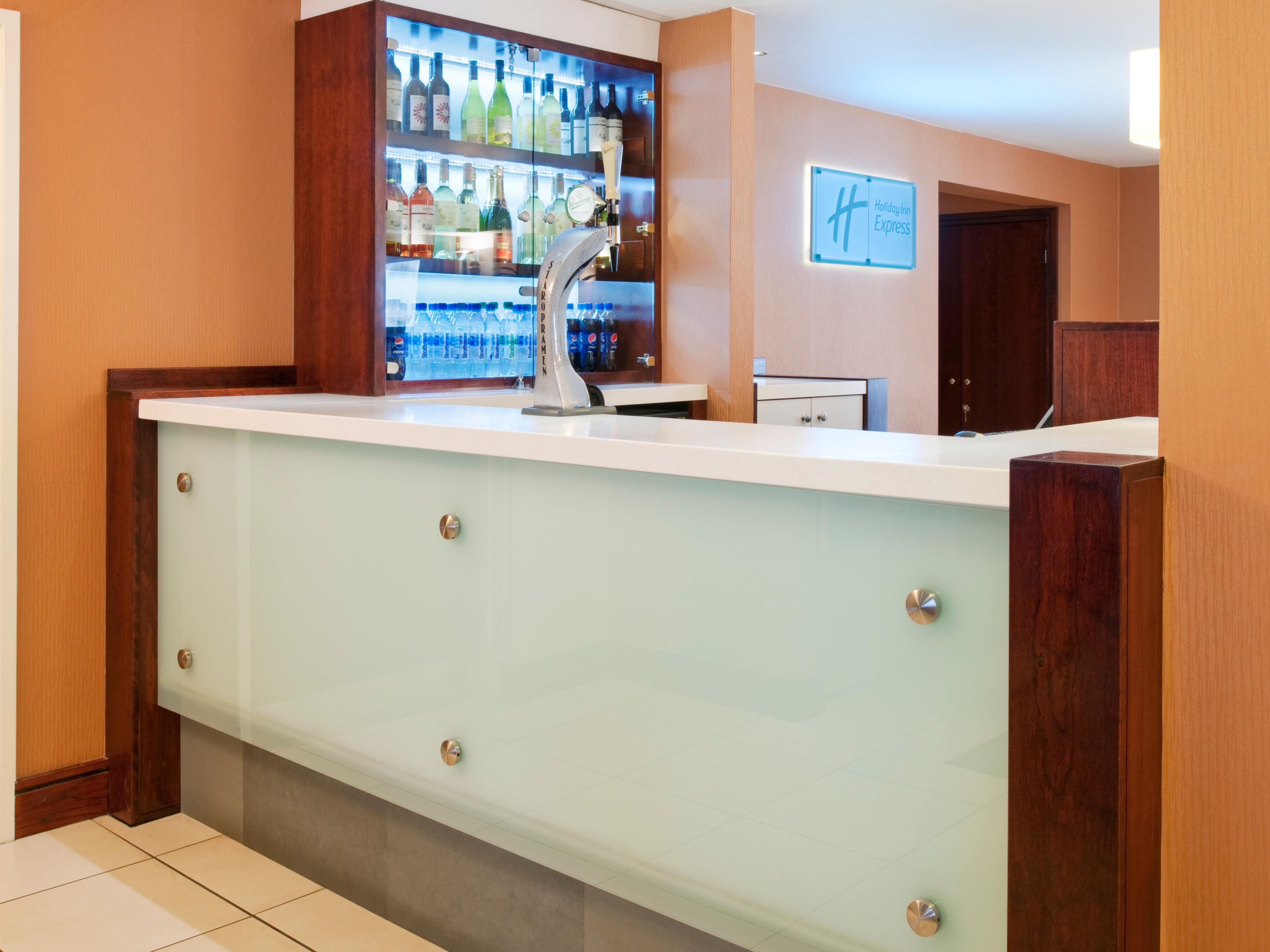 Start Your Evening With A Drink At Our Bar