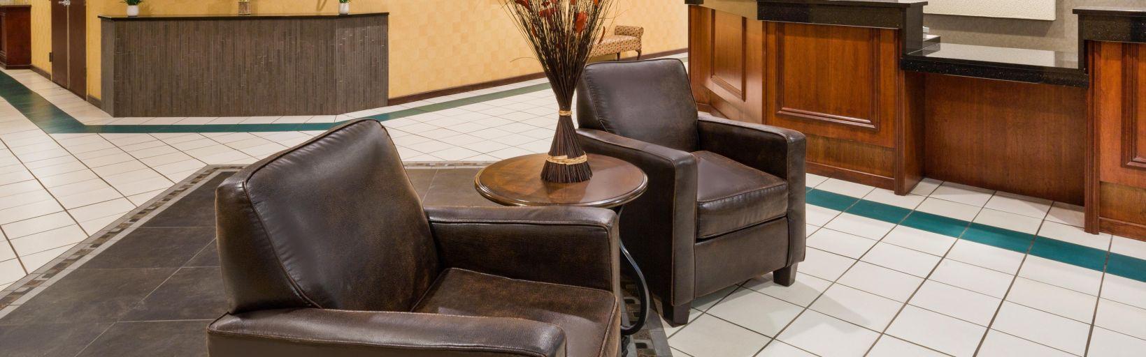 Fairmont Mn Hotel Lobby