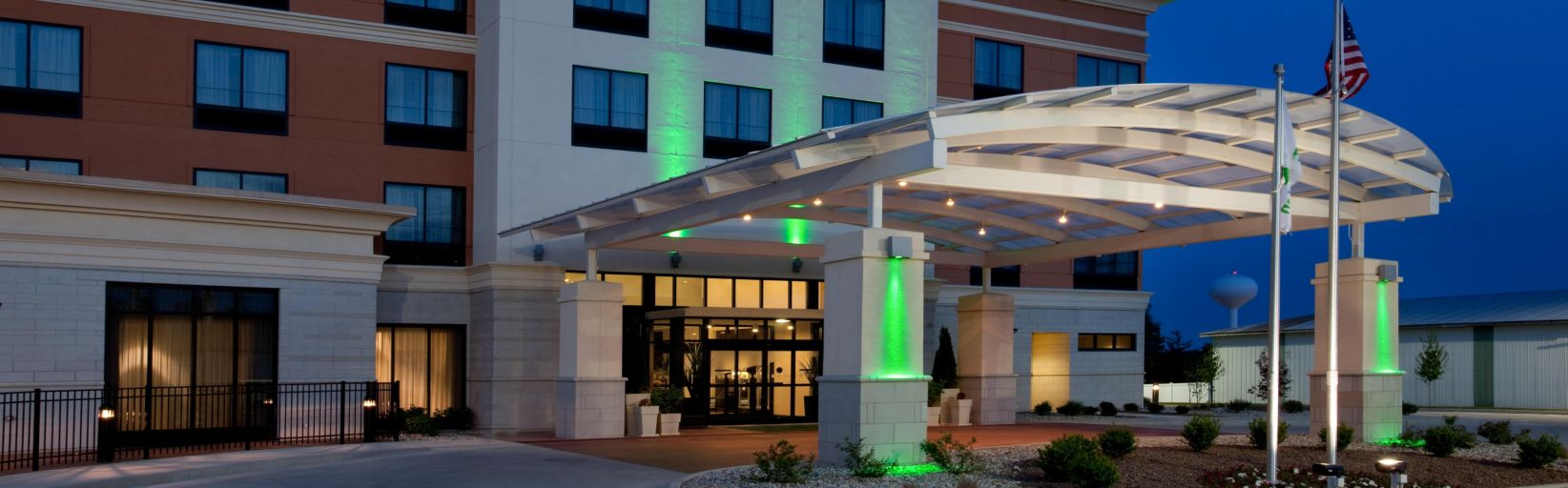 Fairview Heights Front Desk Hotel Exterior