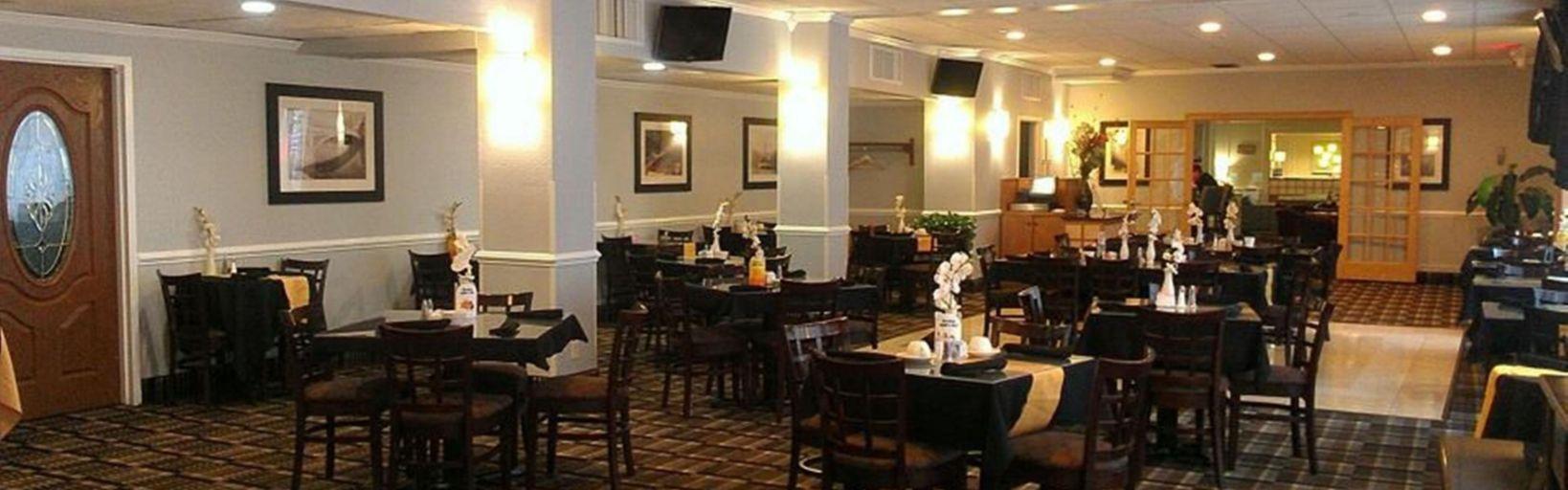 Restaurants Near Holiday Inn Gw Bridge Fort Lee Nyc Area
