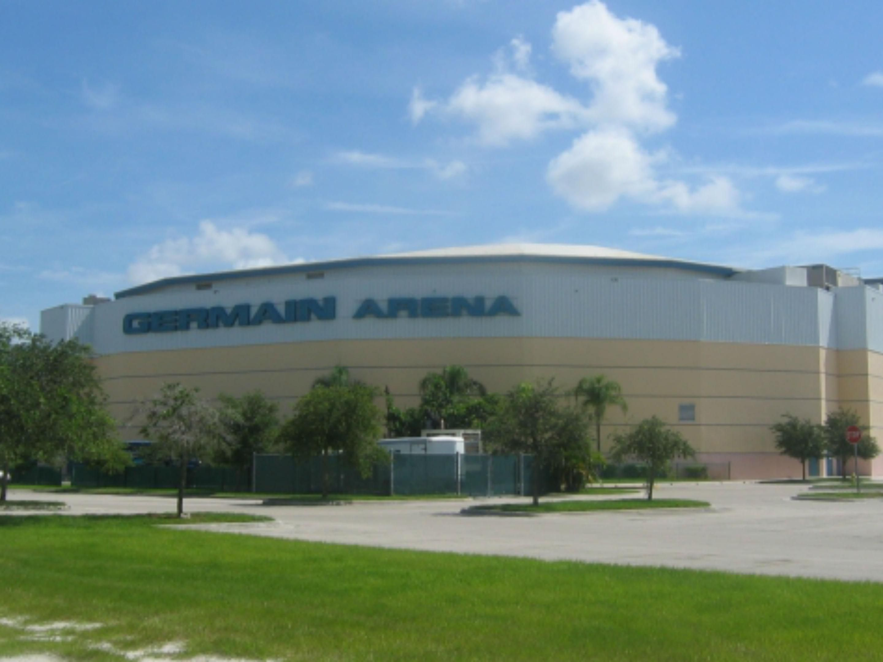 Germain Arena-Great venue for sports, shows, and concerts