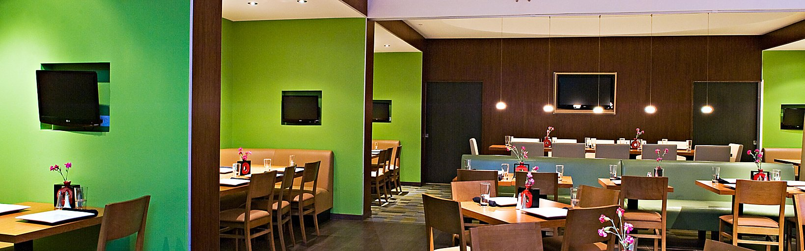 Restaurants Near Holiday Inn Dallas Fort Worth Airport S