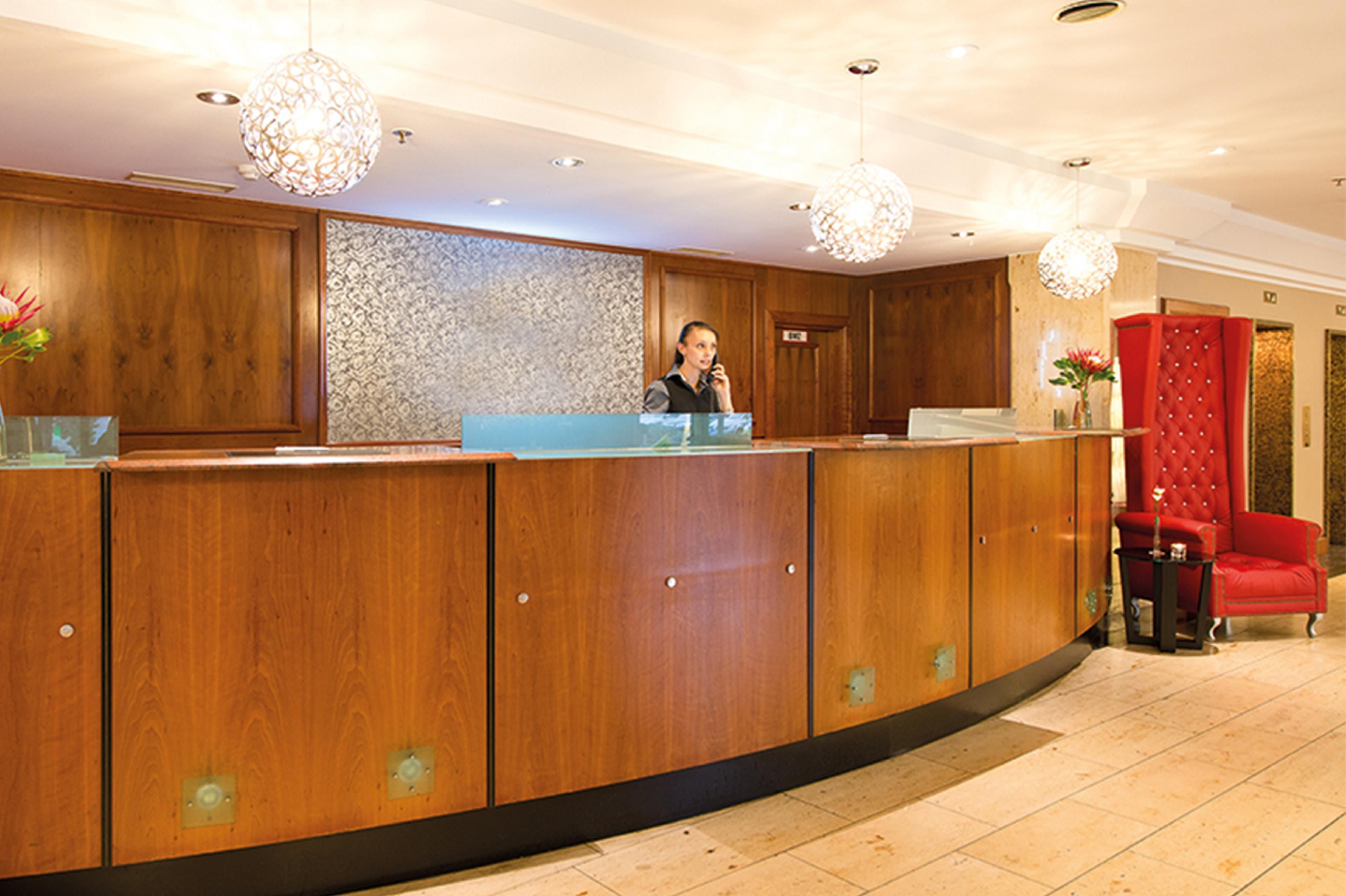Welcome to the Holiday Inn Frankfurt Airport-North!