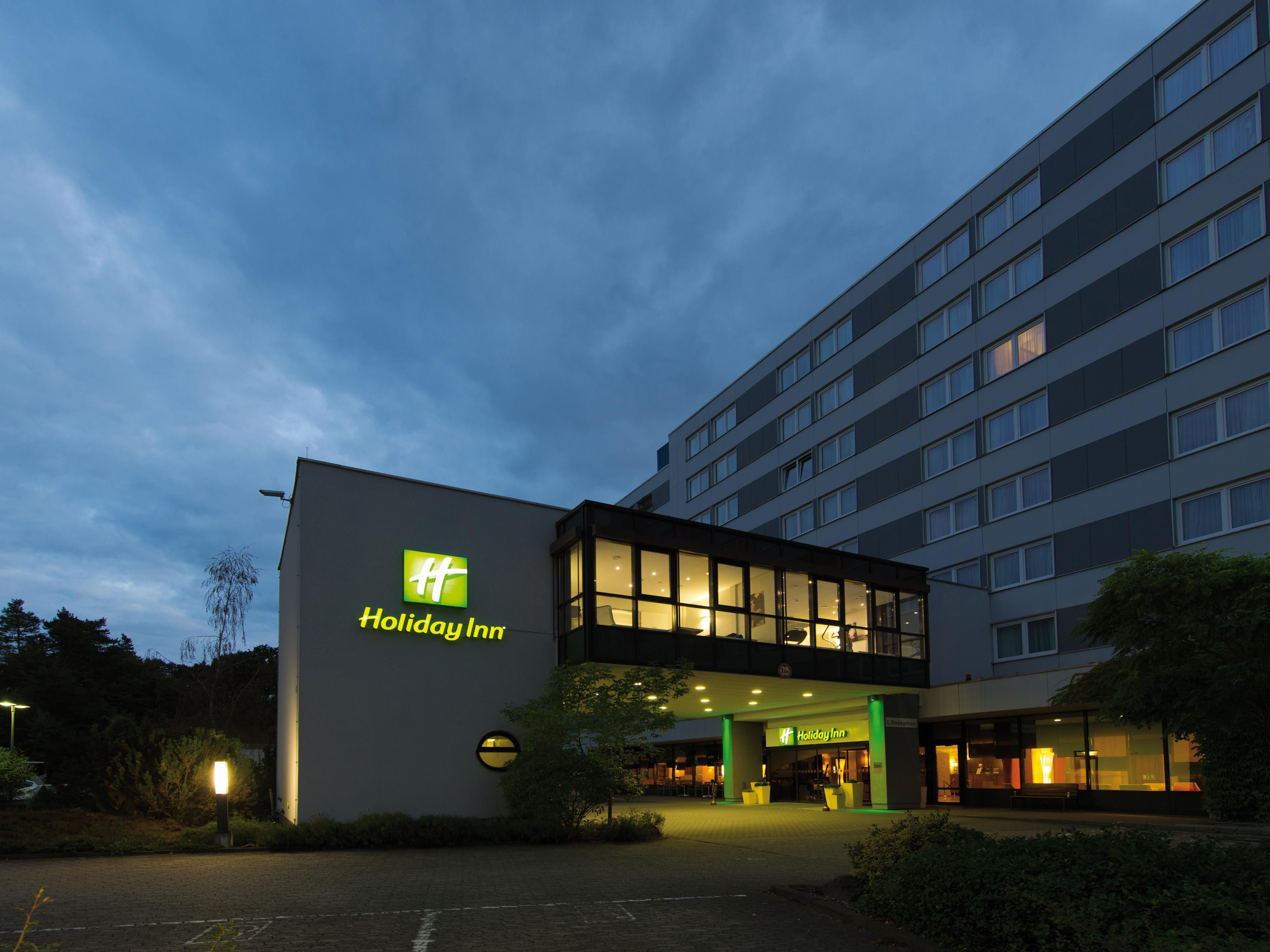 Welcome to the Holiday Inn Frankfurt Airport-North