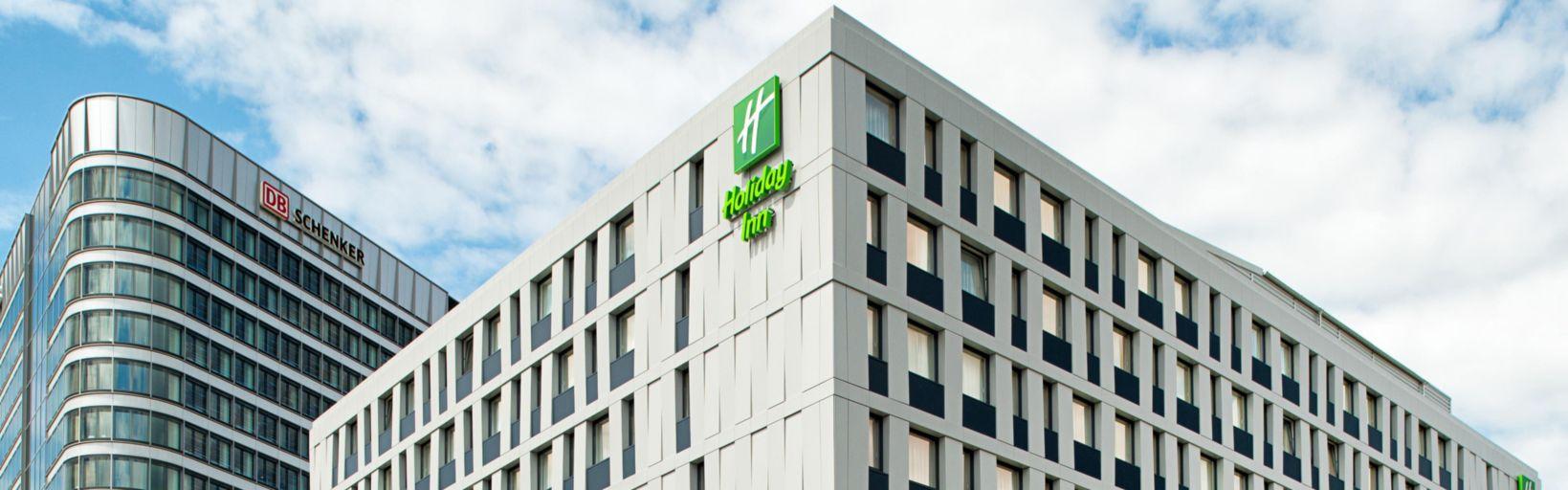 Airport Hotel Holiday Inn Hotel Frankfurt Airport