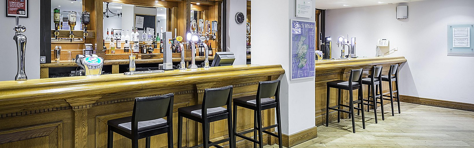 Glasgow Airport Hotels: Holiday Inn Glasgow Airport