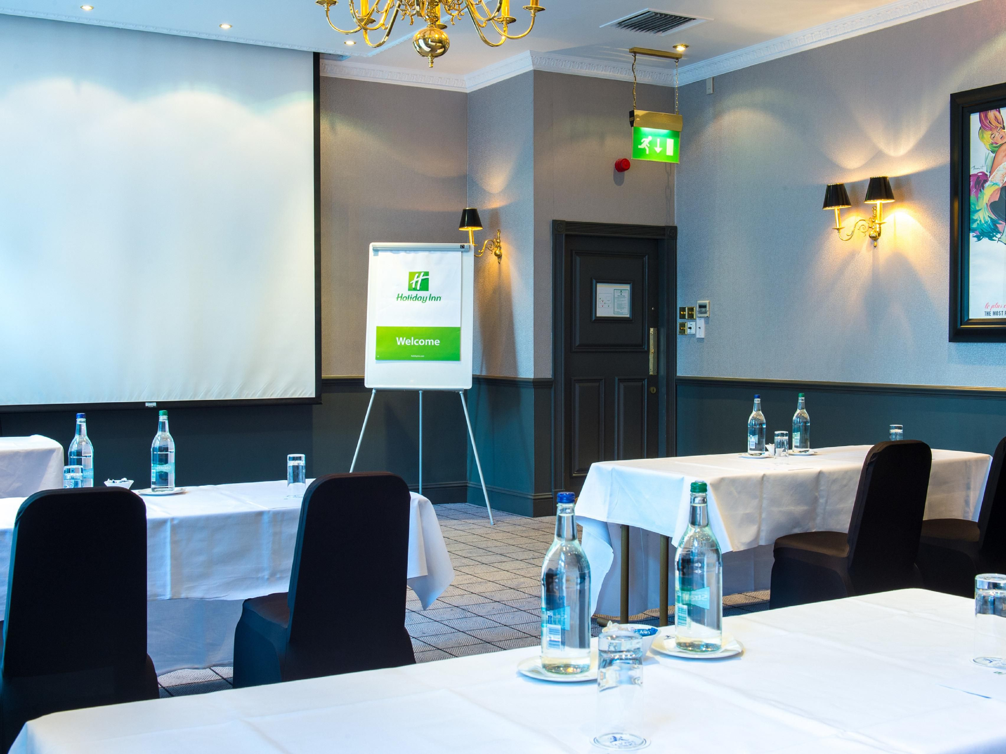 Day Delegate rates available at Holiday Inn Theatreland
