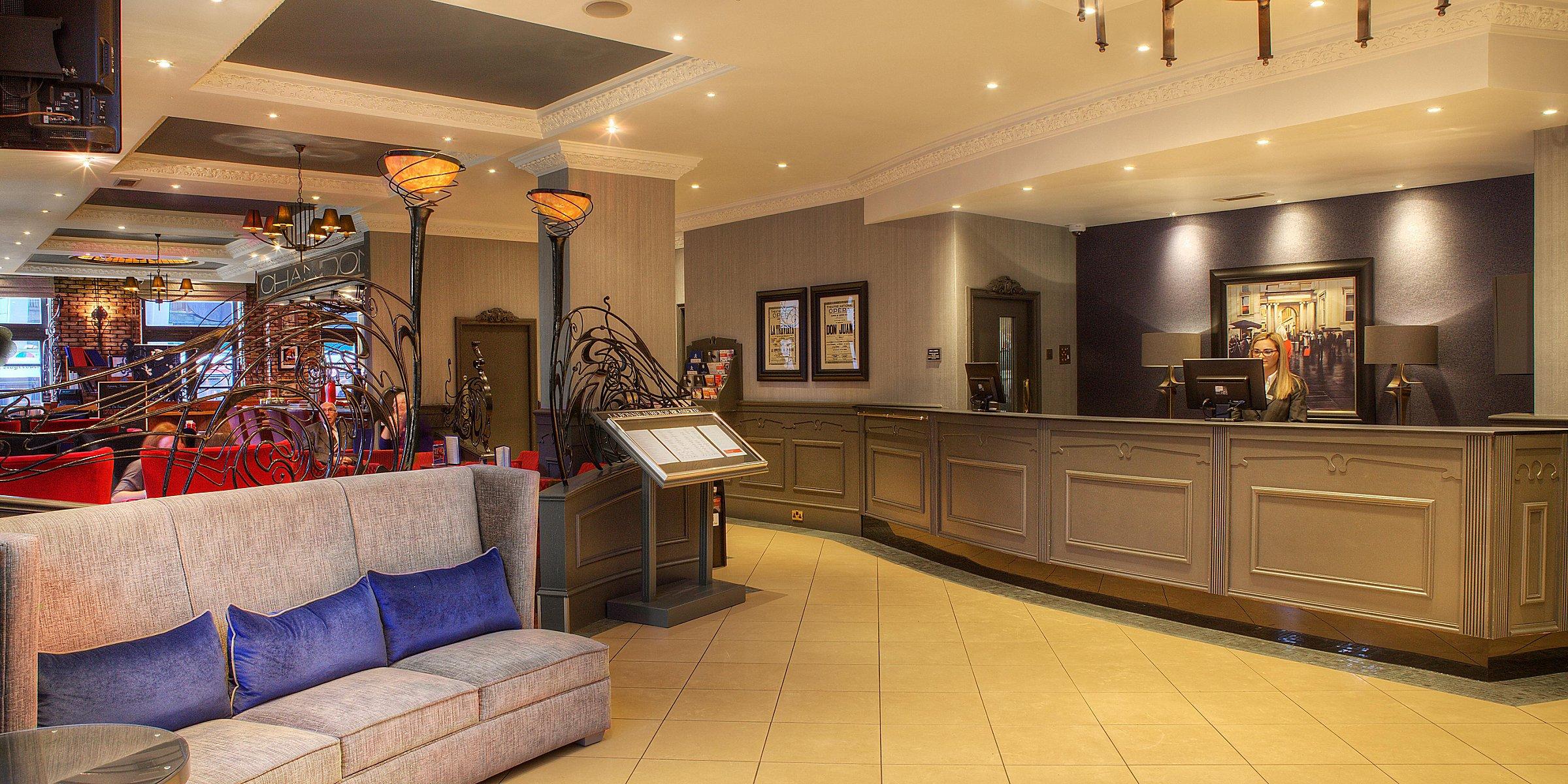 Holiday Inn Hotel Glasgow City Centre Theatreland
