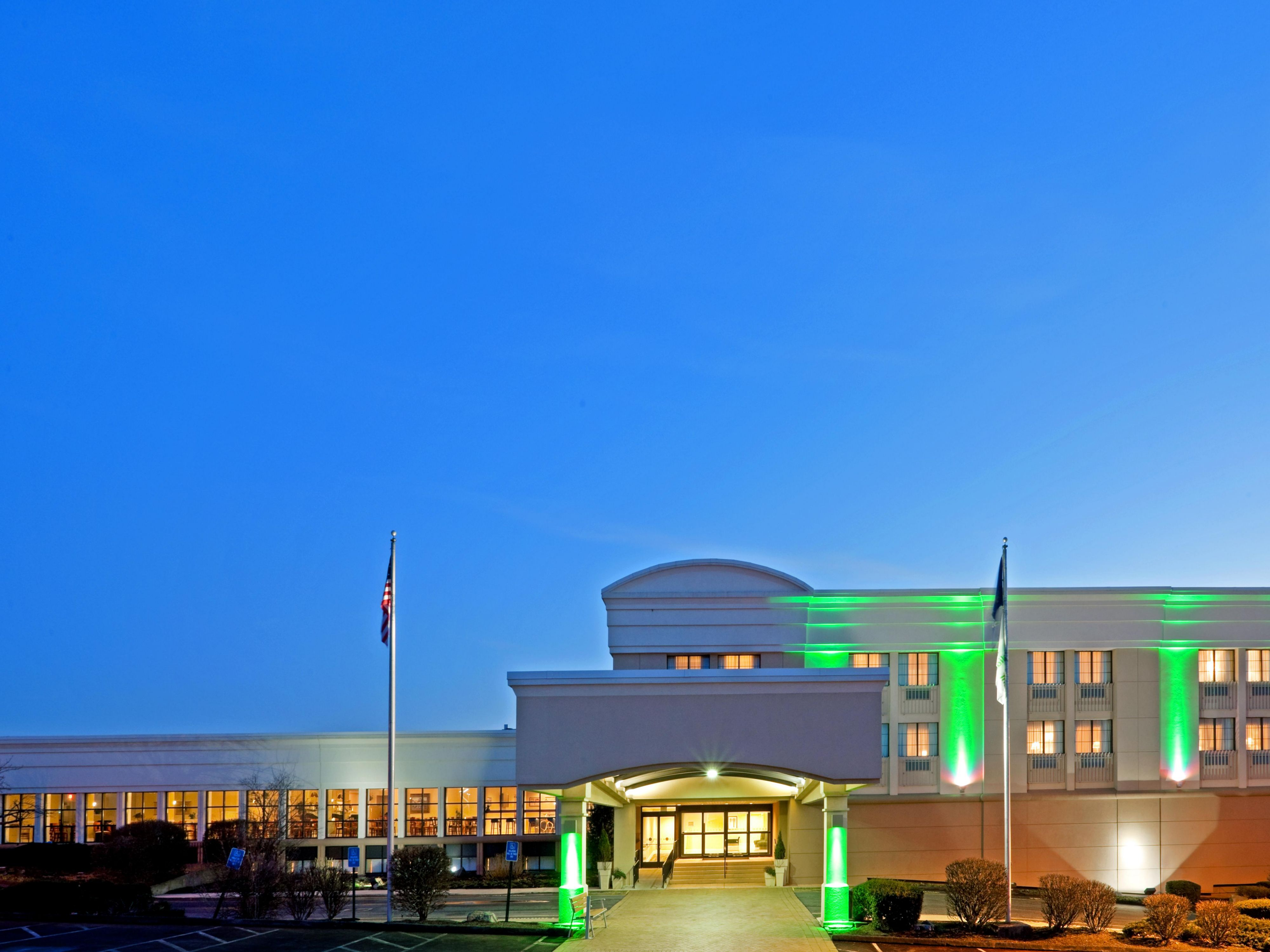 Welcome to the Holiday Inn Harrisburg East