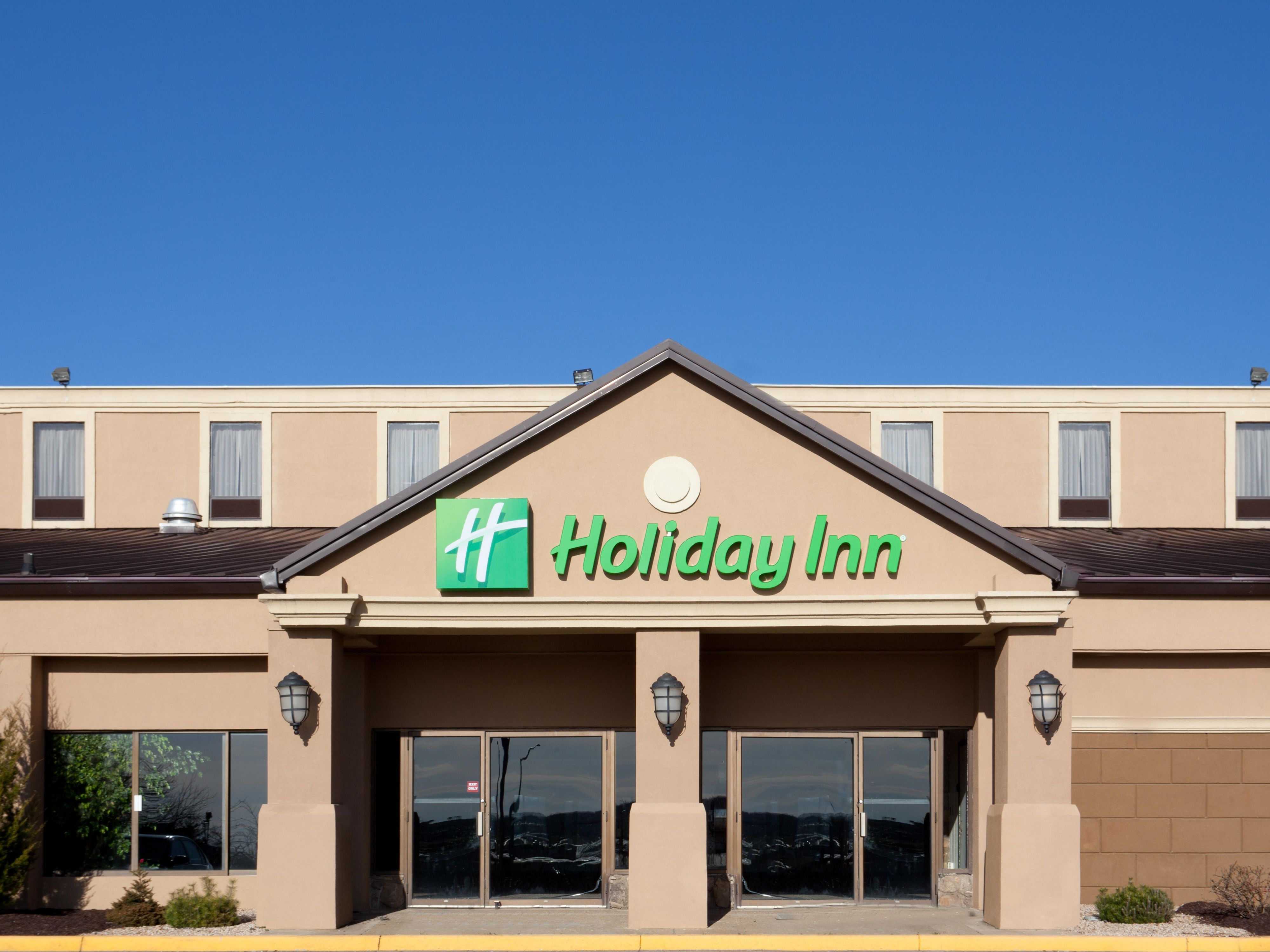 Welcome to the Holiday Inn Harrisonburg