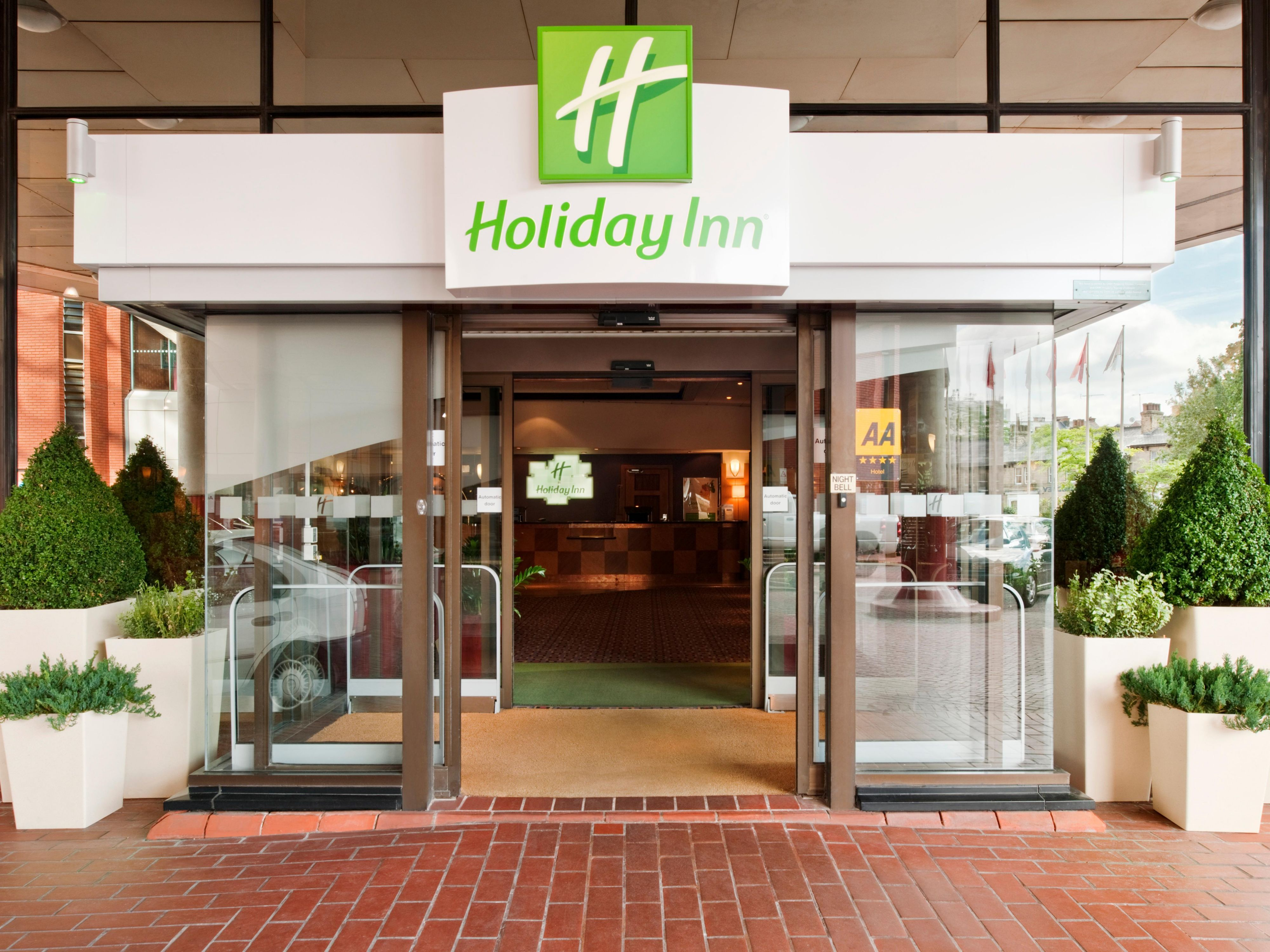 Entrance - Holiday Inn Harrogate