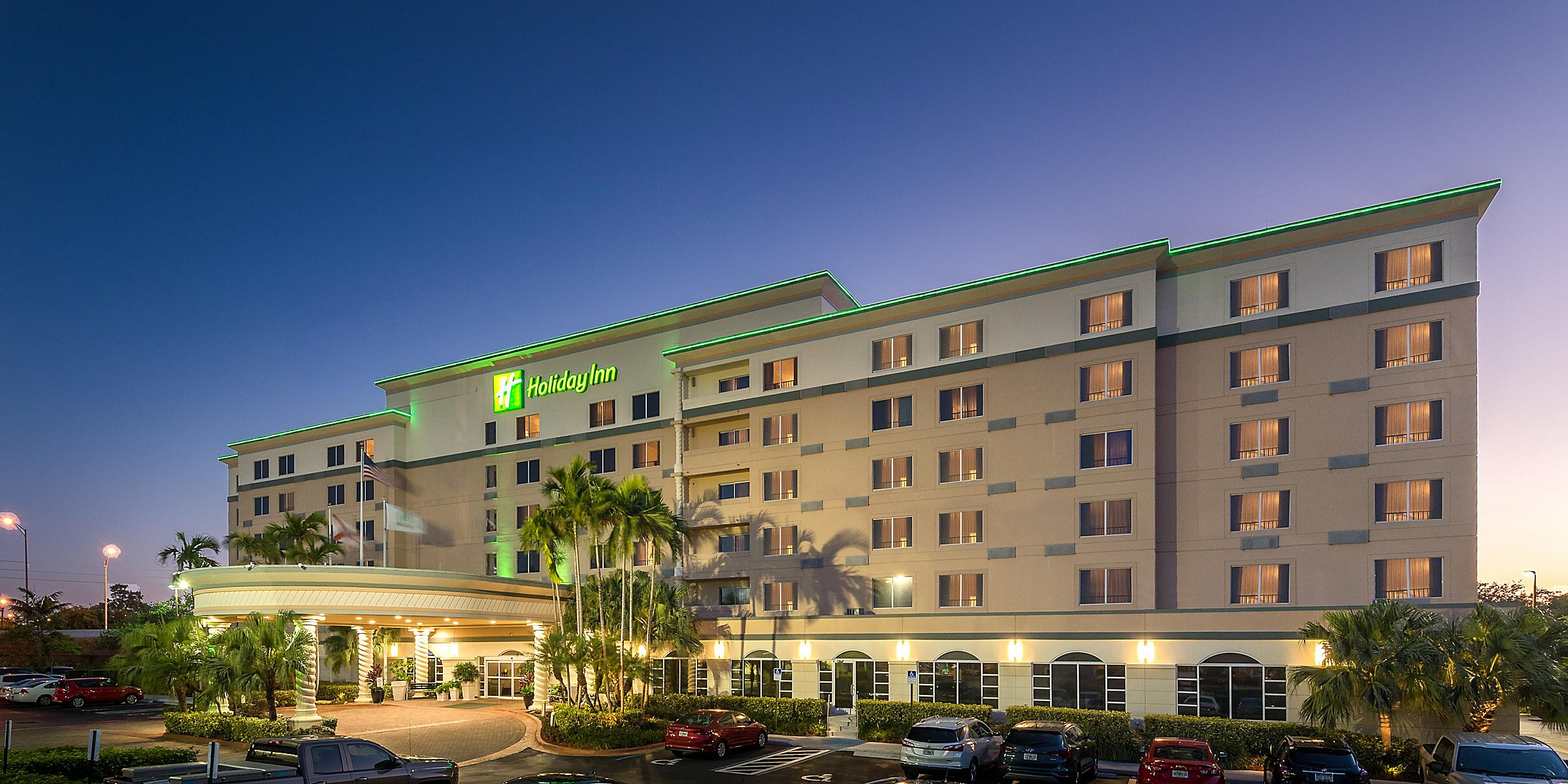 Hotels near Fort Lauderdale Airport (FLL)   Holiday Inn Ft