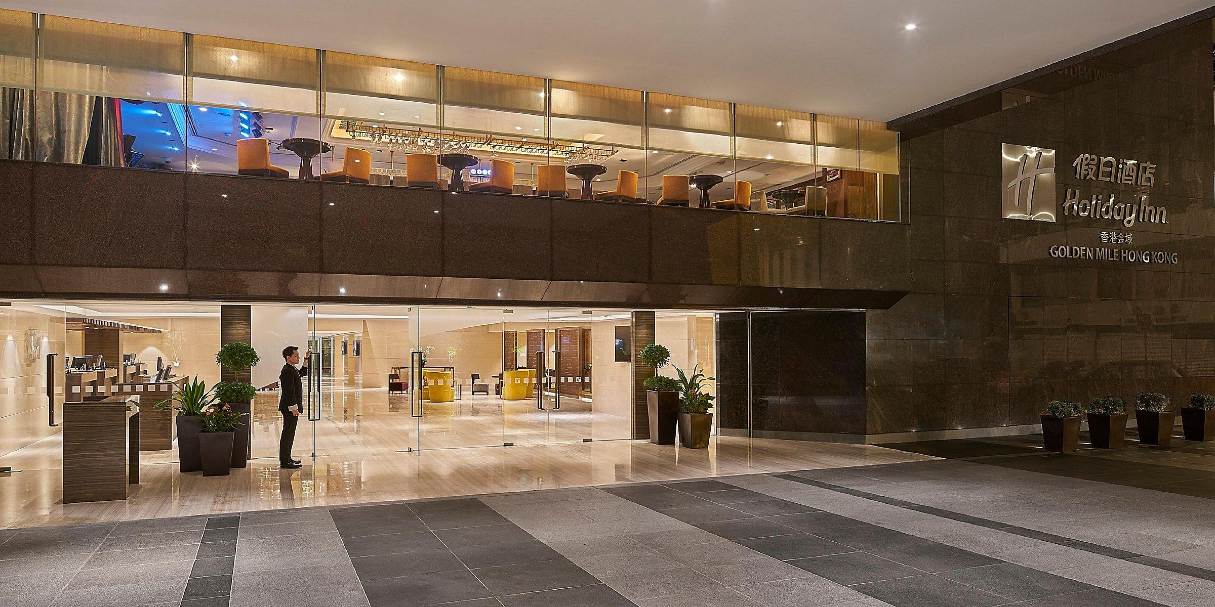 Hotels in Tsim Sha Tsui, Kowloon | Holiday Inn Golden Mile