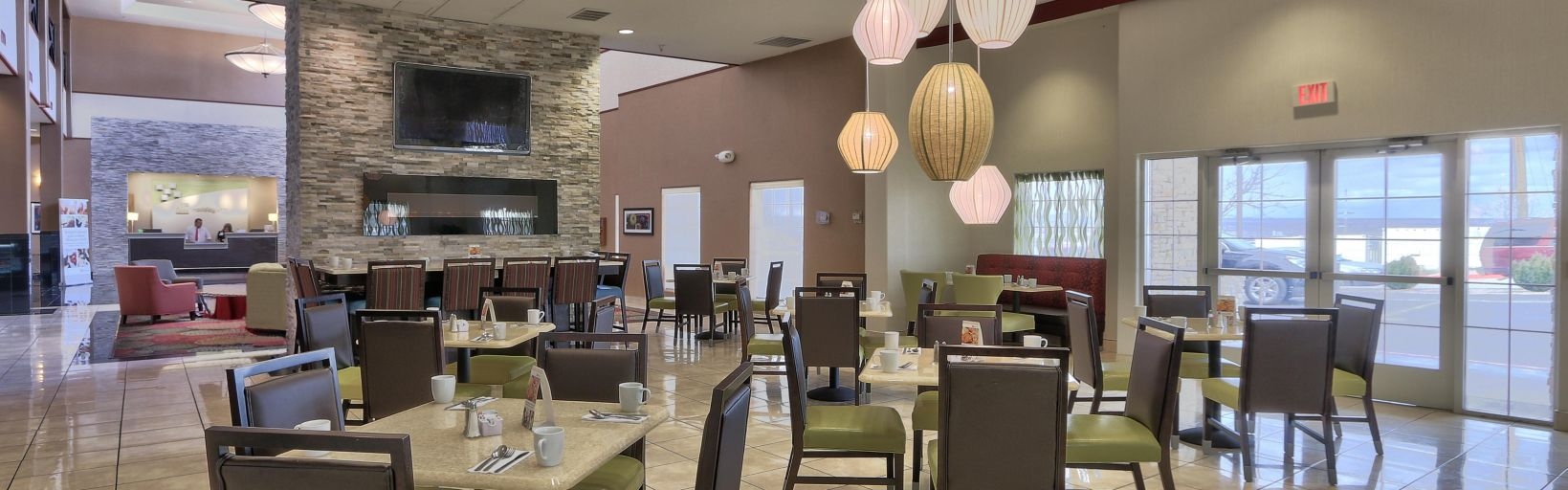 Sunport Grille At The Holiday Inn Suites Albuquerque Airport