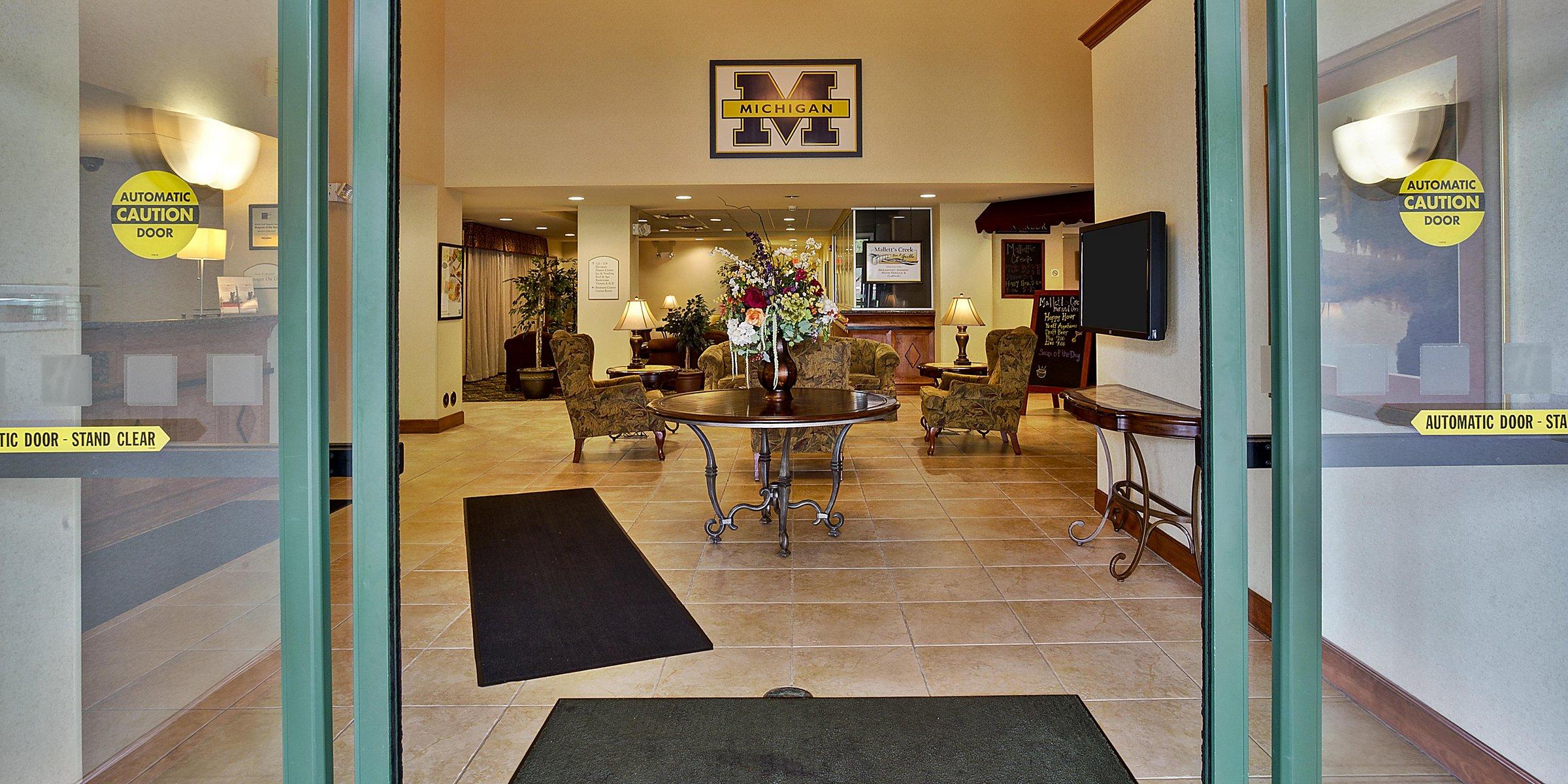 Holiday Inn Hotel & Suites Ann Arbor Univ  Michigan Area