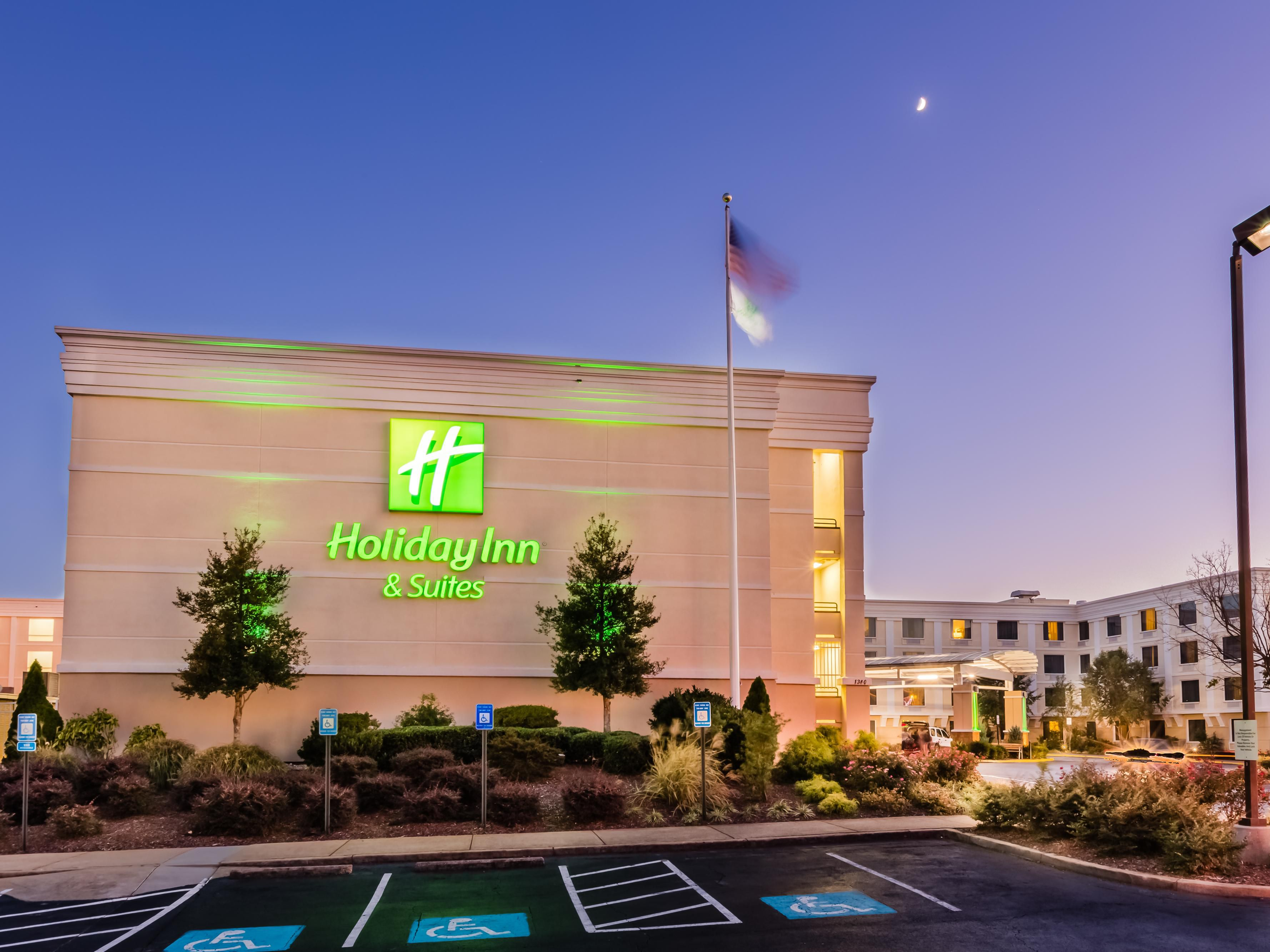 Hotels Near Georgia International Convention Center Atlanta