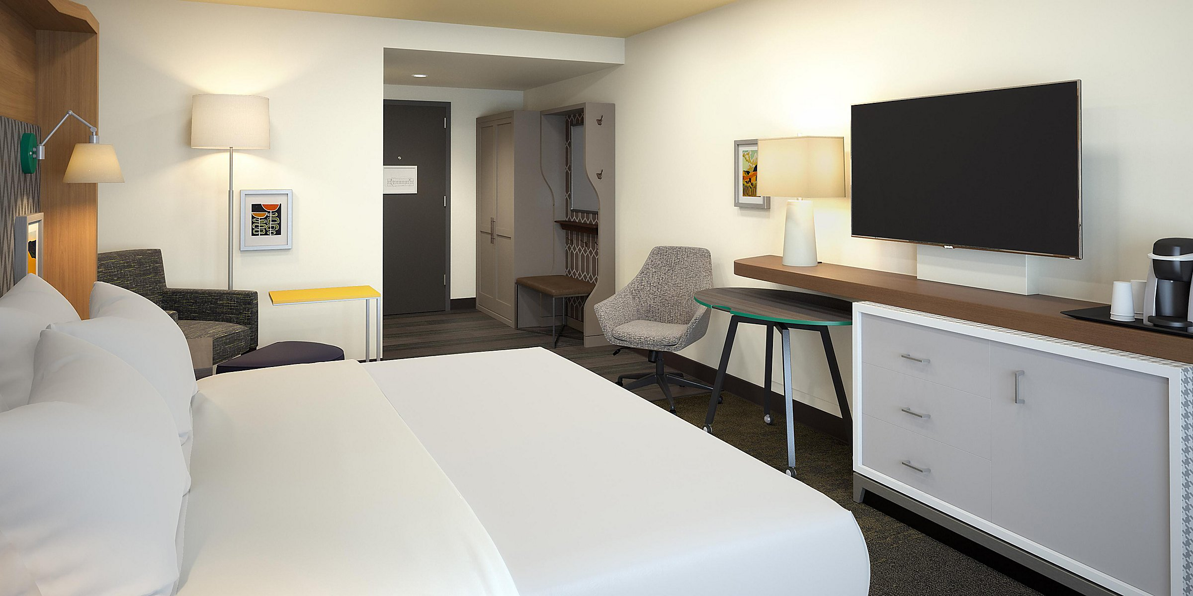 Drexel Hill Hotels in Springfield, PA | Holiday Inn & Suites