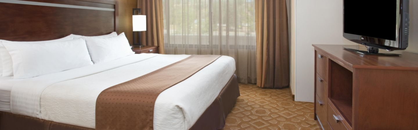 Hotel Holiday Inn Durango 3 Mexico From Us 114 Booked