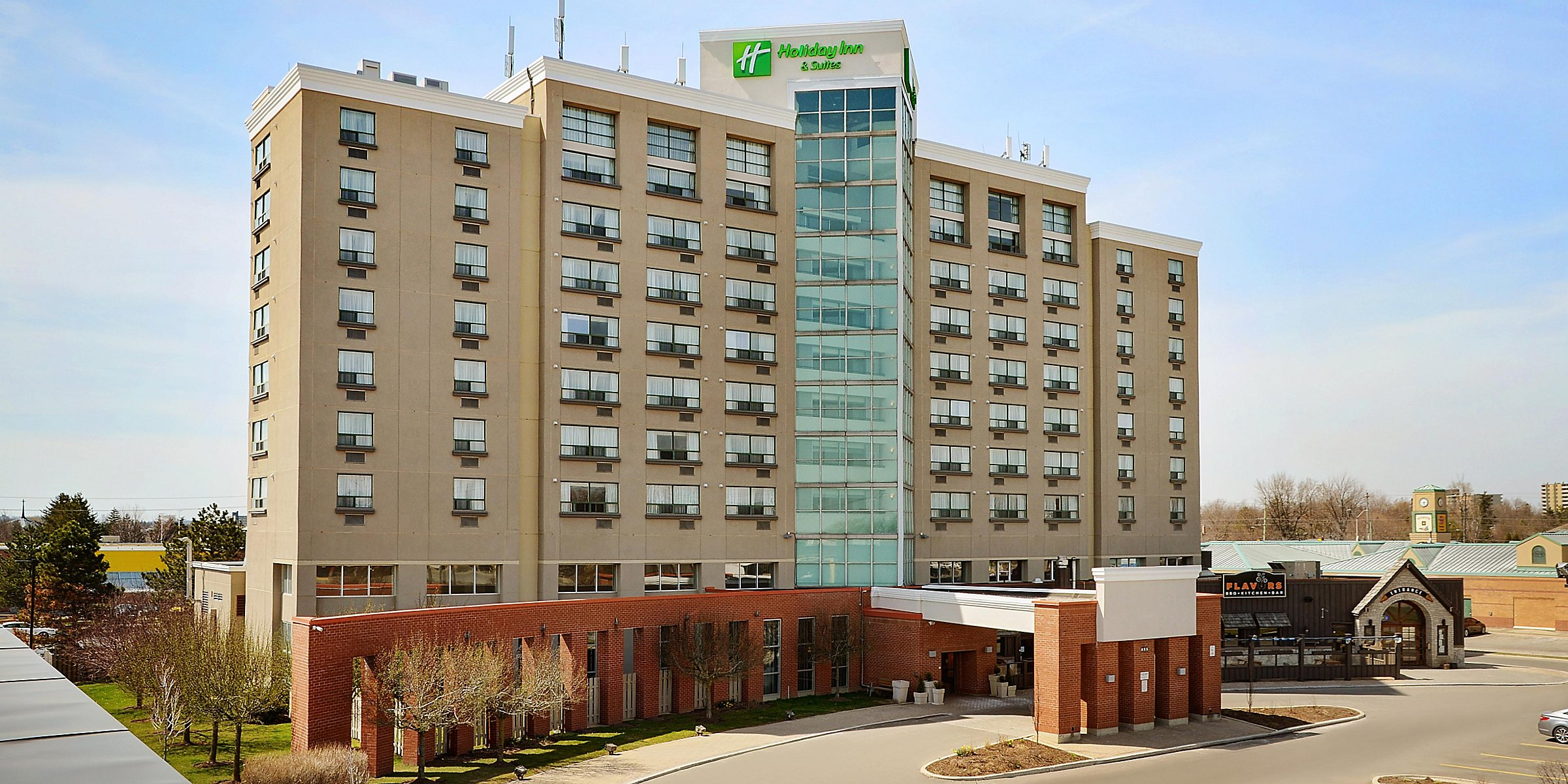 Holiday Inn Hotel Suites London Hotel By Ihg