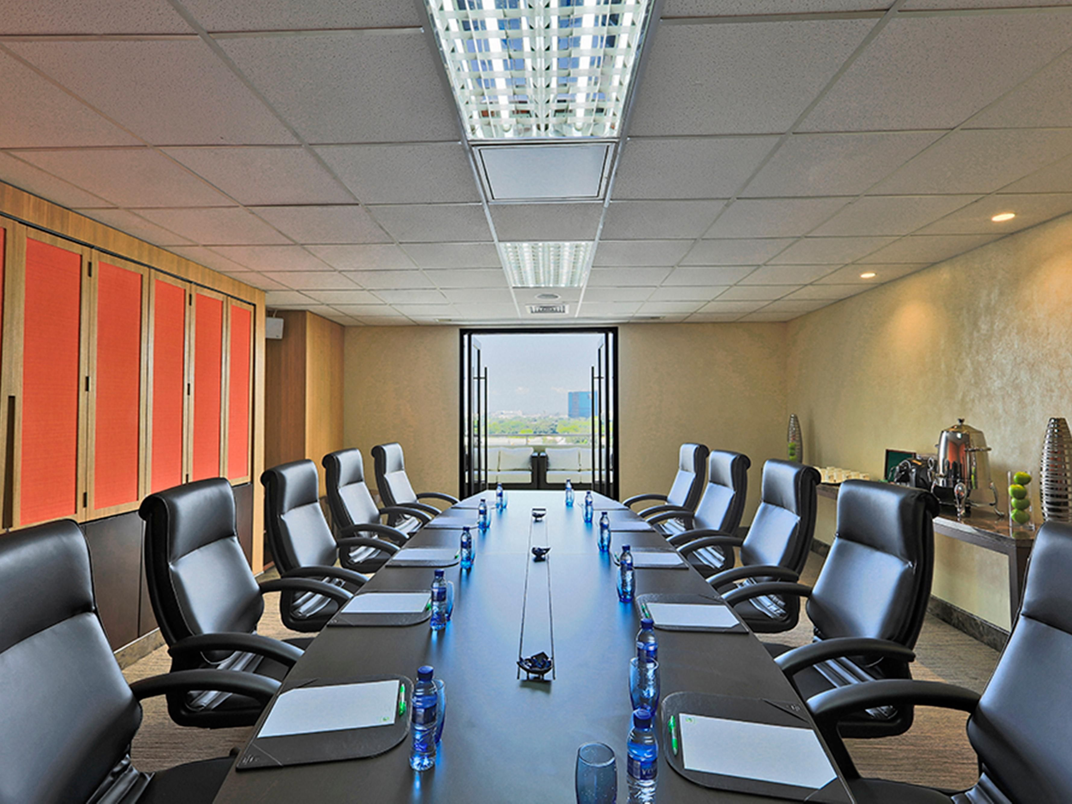A boardroom for your business meetings
