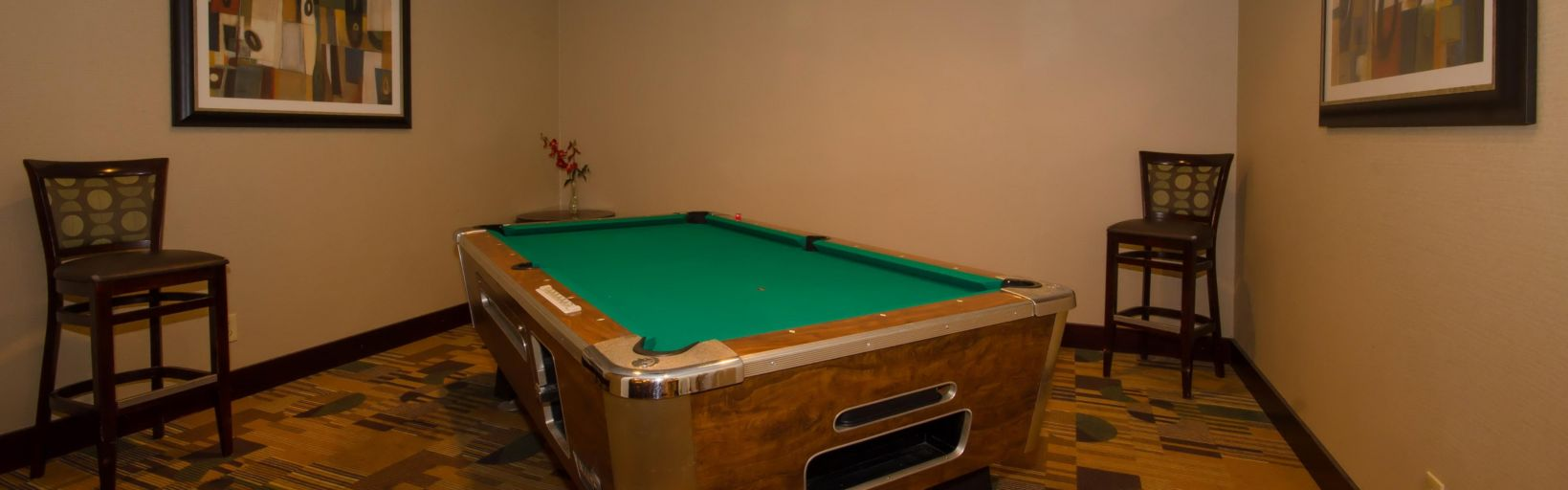 Holiday Inn Mansfield Hotels Holiday Inn Hotel Suites Mansfield - Conference pool table