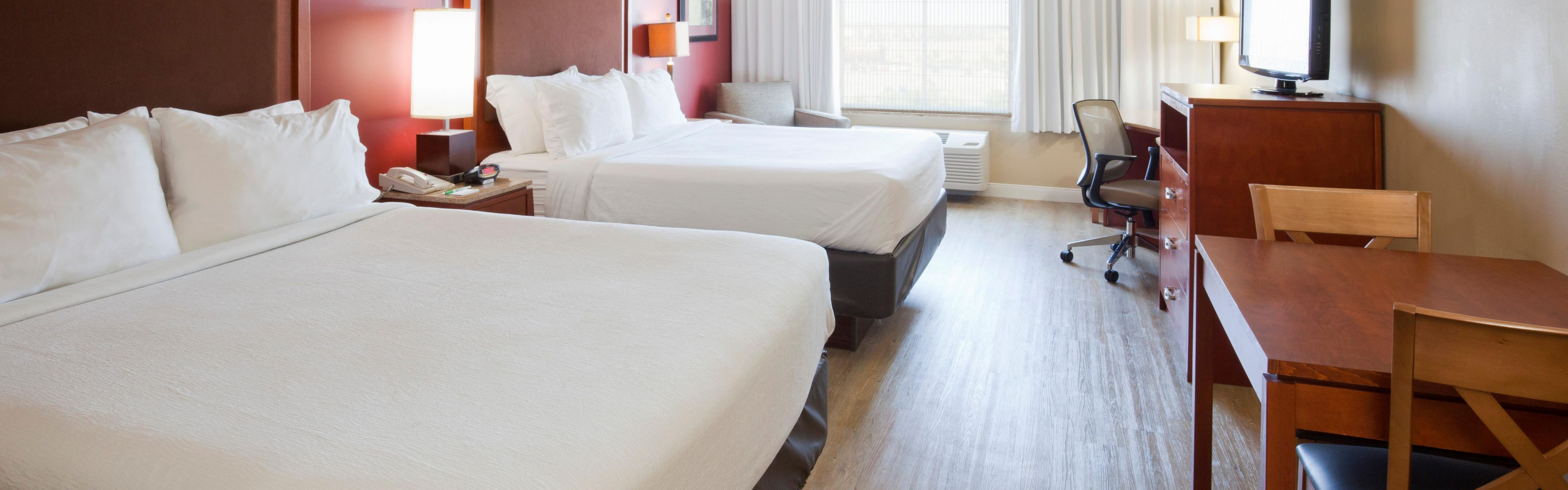 Maple Grove, MN Hotel Room With Two Queen Beds And Free Wi Fi ...