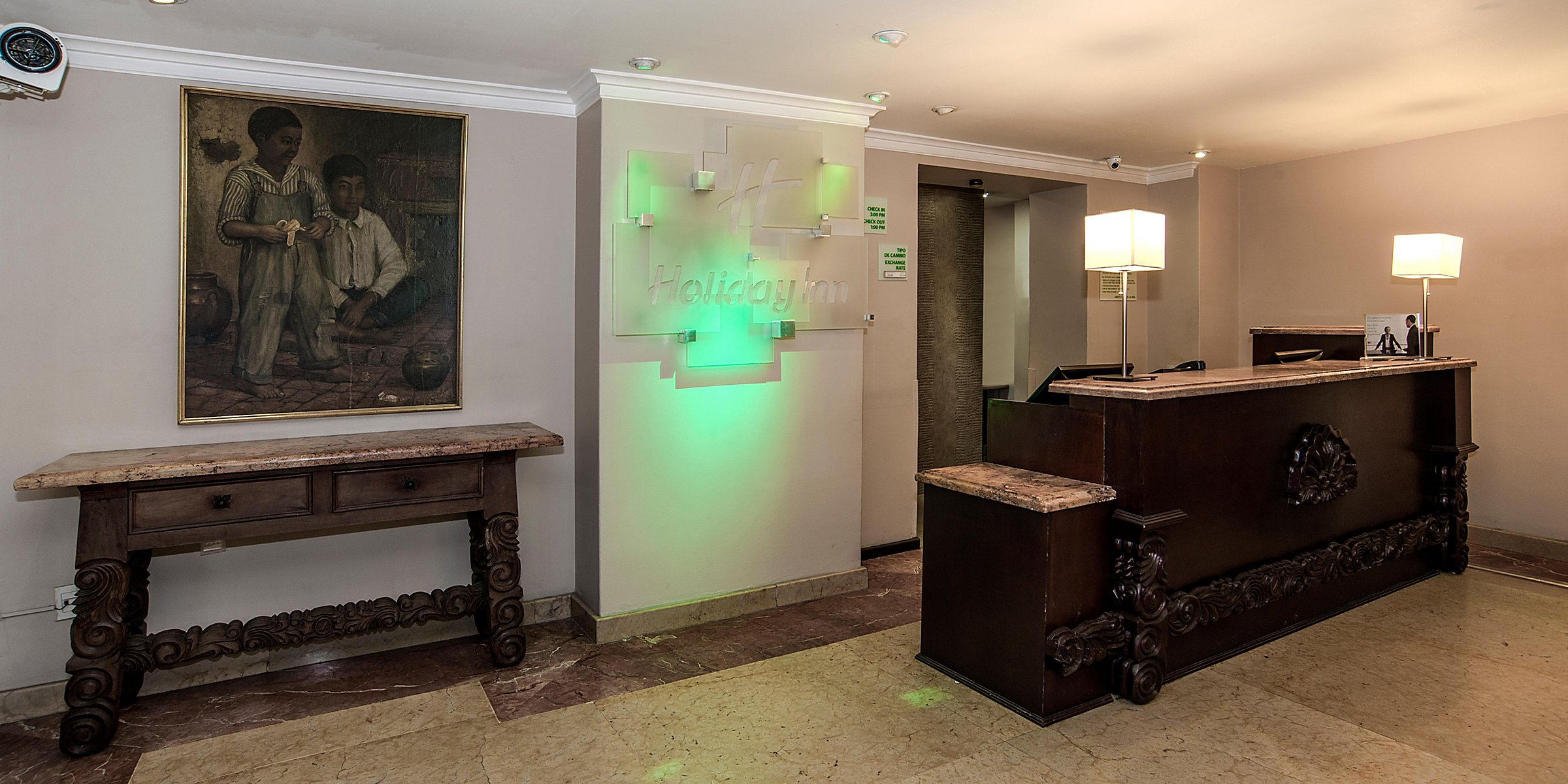 Holiday Inn Hotel Suites Mexico Zona Rosa Hotel By Ihg